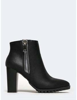 Carly 11 Ankle Booties by Zooshoo