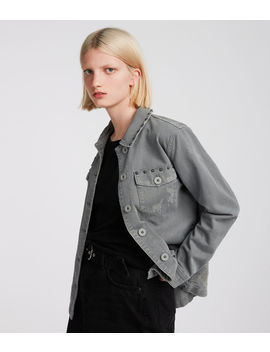 Studded Shirt by Allsaints