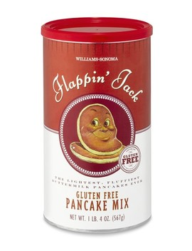 Williams Sonoma Gluten Free Flappin' Jack Pancake Mix by Williams   Sonoma