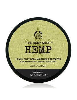 Hemp Heavy Duty Body Moisture Protector Ask & Answer by The Body Shop