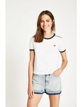 Maywood Piped T Shirt by Jack Wills