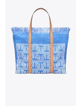 T Terry Tote by Tory Burch