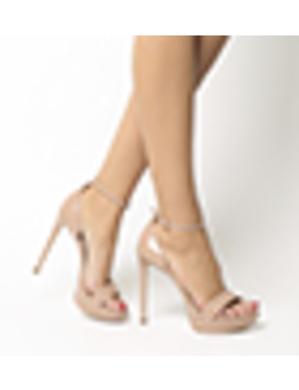 Helter Skelter Platform Heels by Office