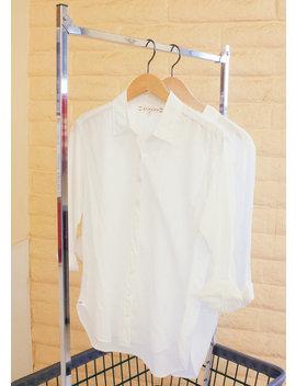 Xirena White Beau Shirt Xirena Beau Shirt In White by Garmentory