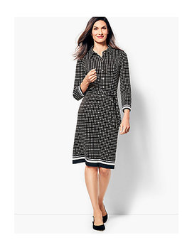 Jersey Shirtdress by Talbots