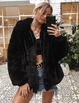 Pixie 2.0 Fur Jacket by I.Am.Gia