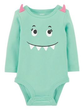 Monster Collectible Bodysuit by Carter's