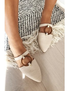 Woven Ring Loafers by Sabo Skirt