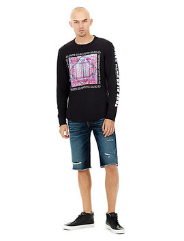 Frequency Mens Tee by True Religion