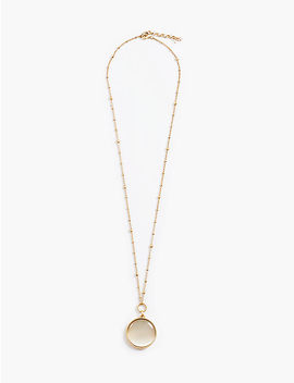 Reversible Necklace by Lucky Brand