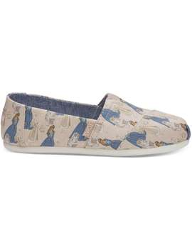 Disney X Toms Pink Sleeping Beauty Women's Classics by Toms