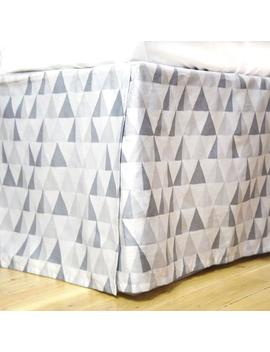 Prismatic Bed Skirt Prismatic Bed Skirt by Dormify
