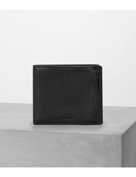 Havoc Leather Wallet by Allsaints