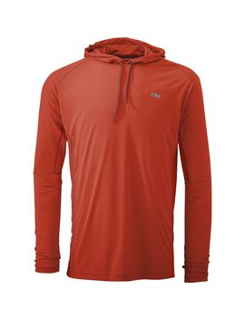 Echo Hooded Long Sleeve Shirt   Men's by Outdoor Research