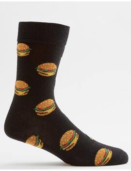 Kit Burger Socks by Hallenstein Brothers