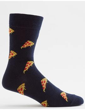 Kit Pizza Socks by Hallenstein Brothers