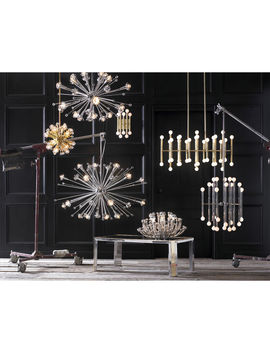 Meurice Rectangle Chandelier by Jonathan Adler