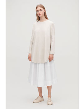 Cocoon Jersey Top by Cos