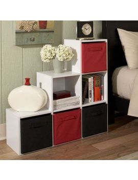 Essential Home 6 Cube Step Storage Unit Essential Home 6 Cube Step Storage Unit by Kmart