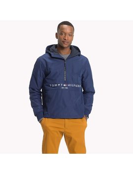 Padded Logo Anorak by Tommy Hilfiger