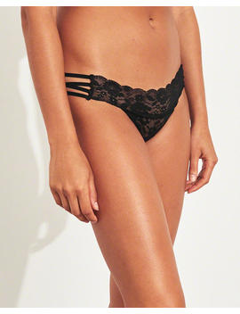 Strappy Lace Bikini by Hollister
