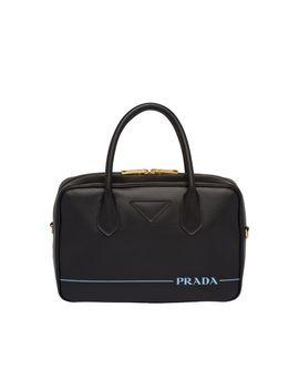 Prada Mirage Small Leather Bag by Prada