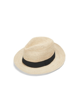 Folding Panama Hat by Cuyana