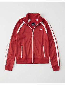 Full Zip Track Jacket by Abercrombie & Fitch