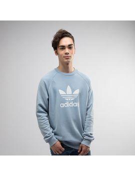 Mens Adidas Trefoil Sweatshirt by Adidas