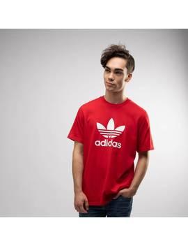 Mens Adidas Trefoil Tee by Adidas