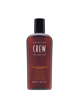 Daily Moisturizing Shampoo 250ml by American Crew