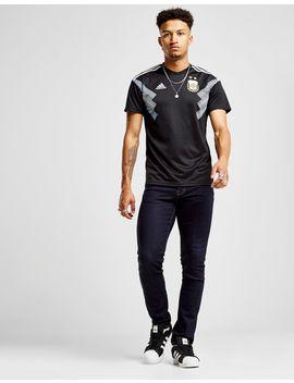 Adidas Argentina 2018 Away Shirt by Adidas