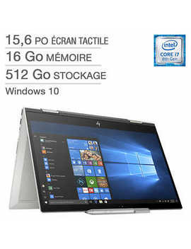 Hp Envy X360 15 Cn0003 Ca 2 In 1 Laptop, I7 8550 U by Costco