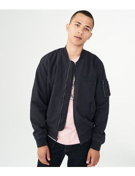 Canvas Bomber Jacket by Aeropostale
