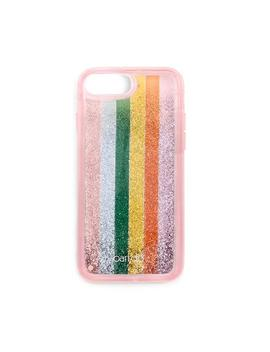 Glitter Bomb Iphone Plus Case   Color Wheel by Ban.Do