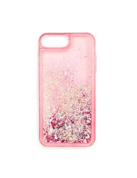Glitter Bomb Iphone Plus Case   Pink Stardust by Ban.Do