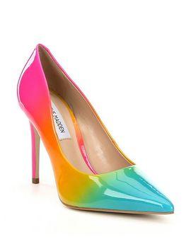 Women's Zaney Rainbow Dress Pumps by Steve Madden