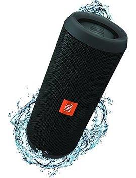 Jbl Flip 3 Altoparlante Bluetooth Portatile, Ricaribile, Microfono Per Chiamate In Vivavoce, Compatibile Con Smartphone, Tablet E Dispositivi Mp3, Jbl Connect, Nero by Jbl