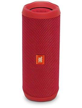 Jbl Jblflip4 Red Sistema Audio Portatile, Rosso by Jbl