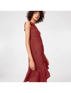Bellooka Silk Dress by Club Monaco