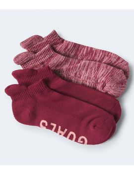2 Pack Goals Athletic Socks by Aeropostale
