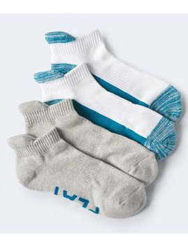 2 Pack Play Hard Athletic Socks by Aeropostale