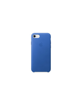 I Phone 8 / 7 Leather Case   Electric Blue by Apple