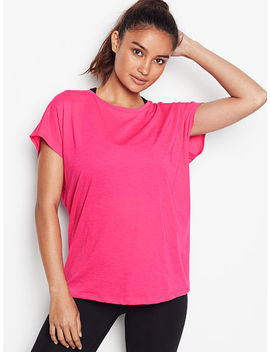 Tie Back Tee by Victoria's Secret
