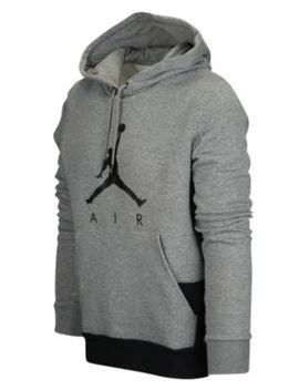 Jordan Jumpman Air Graphic Pullover Hoodie   Men's by Jordan