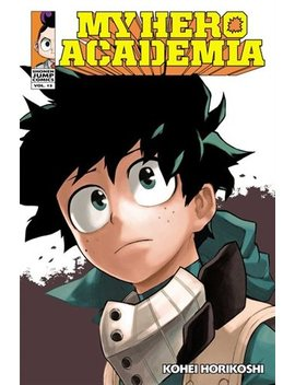 My Hero Academia, Vol. 15 by Kohei Horikoshi