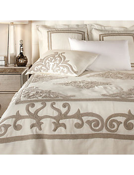 Remy Bedding   Ivory by Z Gallerie