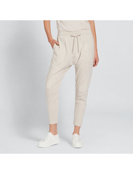 Seam Detail Harem Track Pant by Seed Heritage