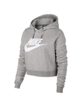 Nike Rally Crop Hoodie by Lady Foot Locker