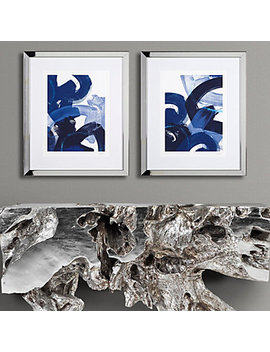 Blue On Blue 1   Limited Edition by Z Gallerie